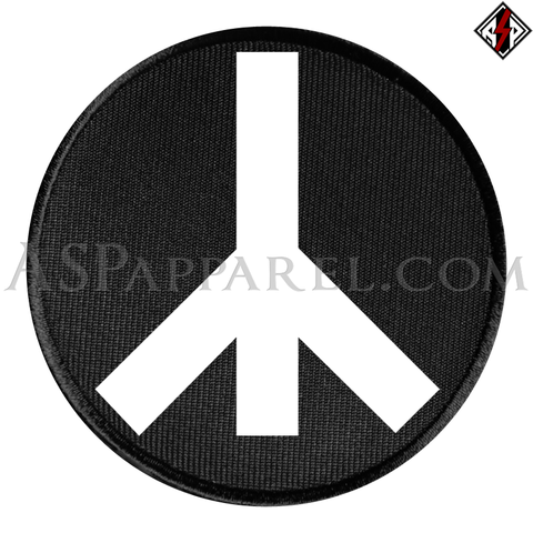 Yr Rune Circular Patch-satanic-clothing-heathen-merchandise-by-ASP Culture