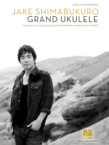 Jake Shimabukuro – Grand Ukulele