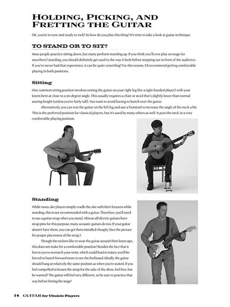 Guitar for Ukulele Players