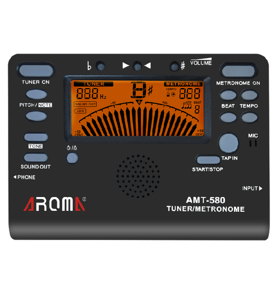 Tuner-Metronome (AMT-580)