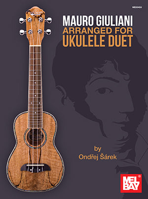 Mauro Giuliani arranged for Ukulele Duet