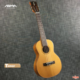 A'AMA Solid Cedar Tenor (AA-CAT)