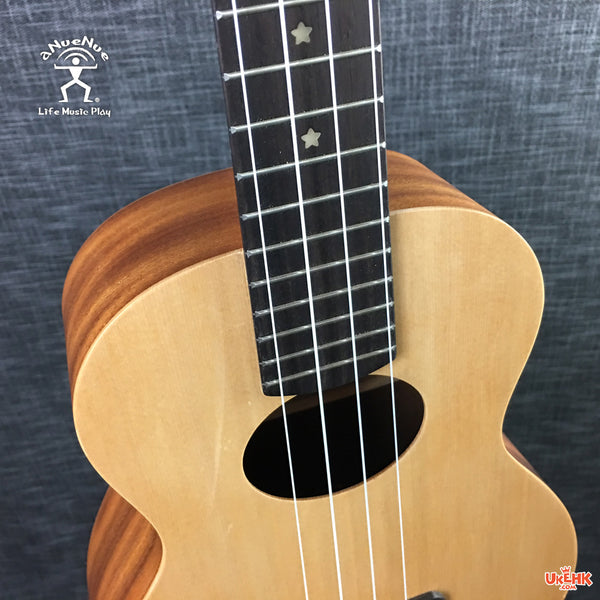 aNueNue Solid Spruce Tenor (ANN-SS3)