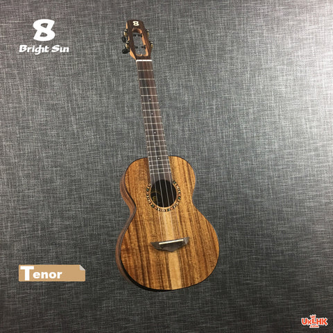 Bright Sun Solid Acacia Tenor (BS-20T)