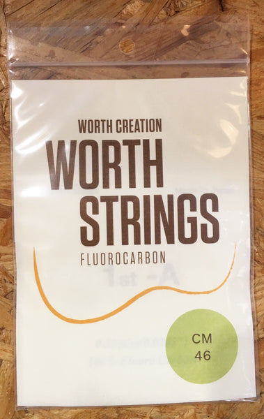 Worth Ukulele String Clear Fluoro Carbon For Sop/Conc  (CM)