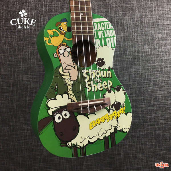 Cuke Sham the Sheep Concert Green