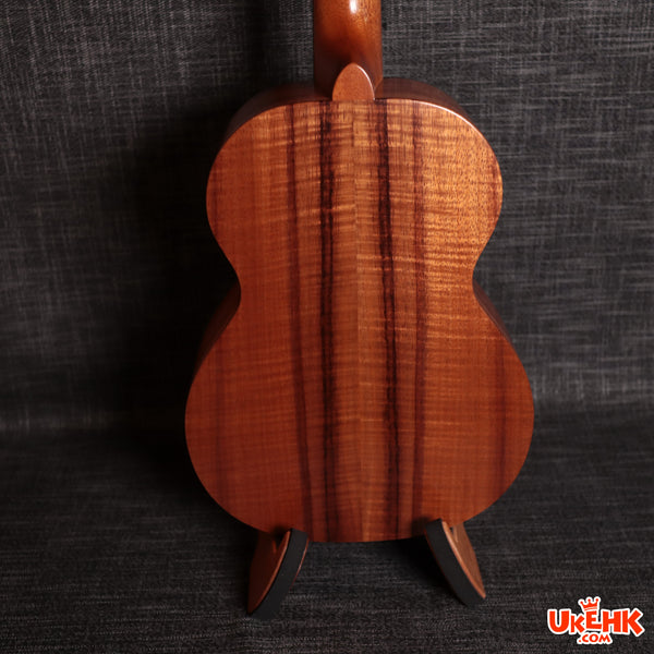 Kamaka All Solid Koa Tenor Deluxe (HF-3D)# 191241