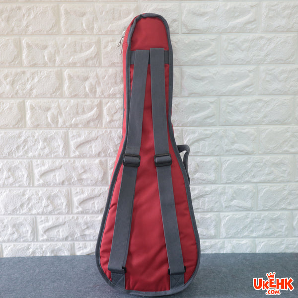 A'AMA Color Series Gig Bag Concert-Red(AA-DBC-RD)