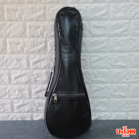 A'AMA Designer Series Gig Bag Soprano-Black(DS-BK-S)