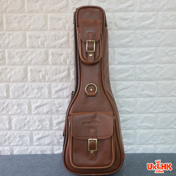 A'AMA Imitation leather Concert/Tenor Case