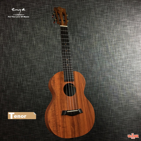 Enya HBL KOA Tenor with Pickup (EUT-X1-EQ)