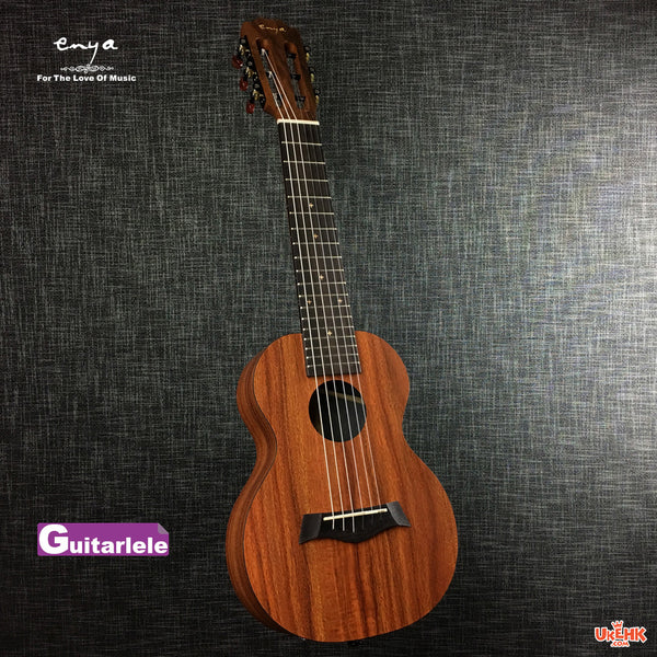 Enya HBL KOA Guitarlele with Pickup (EGL-X-EQ)