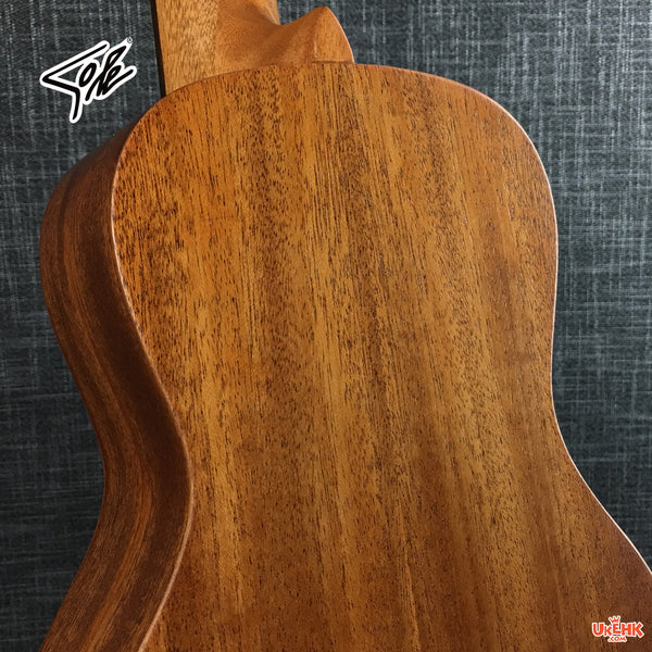 Sole Mahogany Concert (MC-90)