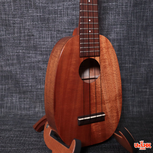 Kamaka  Solid Koa Pineapple Ukulele(HP-1)#181640