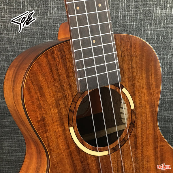 Sole Solid Acacia Tenor (KT-388)