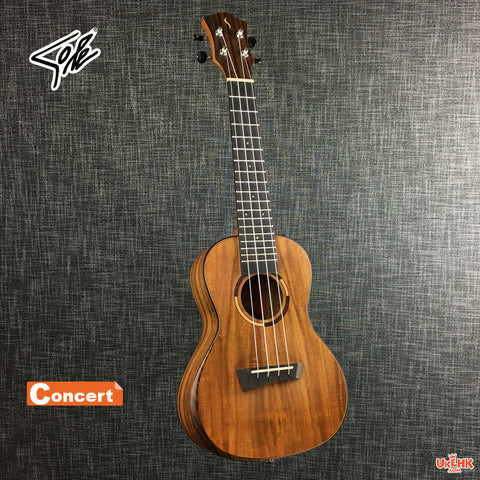 Sole Solid Acacia Concert (KC-388)