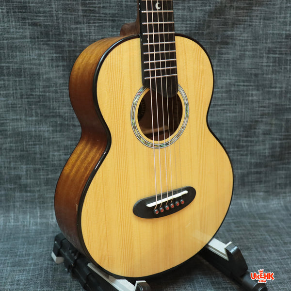 Bright Moon Solid Spruce Top /Mahogany  30inch Guitar (BM-101)