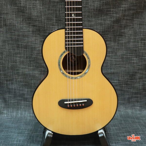 Bright Moon Solid Spruce Top /Acacia  30inch Guitar (BM-202)