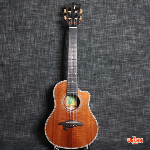 Big Island Solid Hawaii Koa Tenor Ukulele(KSX-TRG)