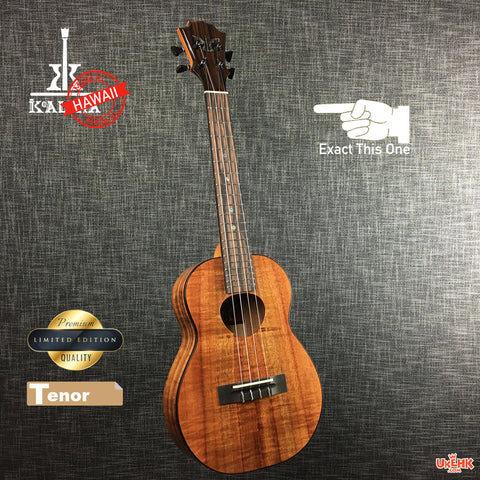 KoAloha Red Label Solid Koa Tenor (KTM-RED) #8104