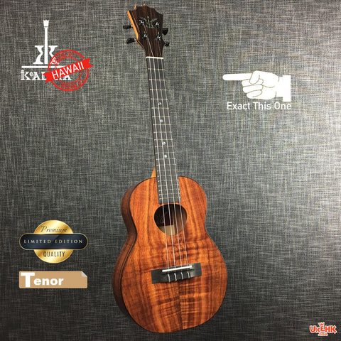 KoAloha Red Label Solid Koa Tenor (KTM-RED) #8105
