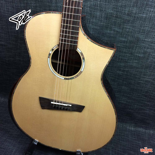 Sole Spruce 41inch Guitar (SG-G613C/GN)