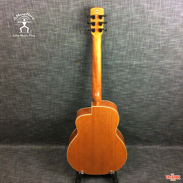 aNueNue Spruce 36 inch Bird Guitar with Pickup(M1E)