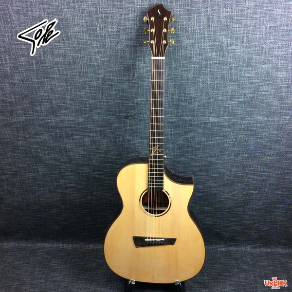 Sole Spruce 41inch Guitar (SG-G313C/GN)