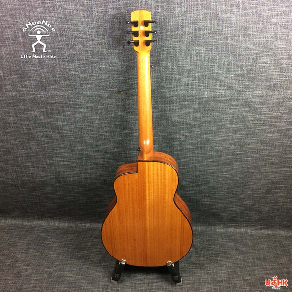 aNueNue Spruce 36 inch Feather Bird Guitar (ANN-M12)
