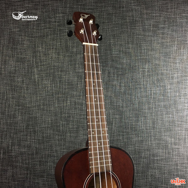Journey Solid Mahogany Tenor with Pickup (UT-310E)