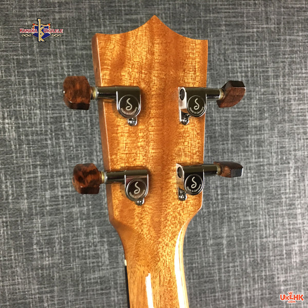 Kamaka All Solid Koa Tenor Deluxe (HF-3D)# 172024