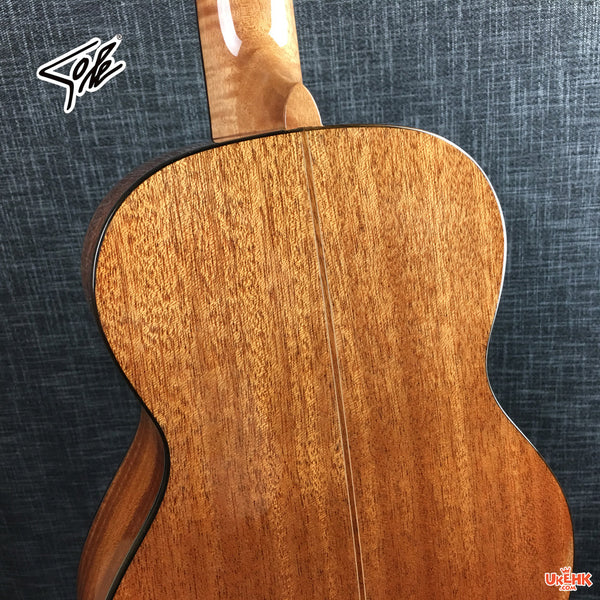 Sole Solid Mahogany Tenor (MT-622GN)