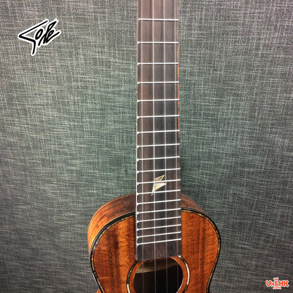 Sole Top Solid Acacia Tenor (KT-688)