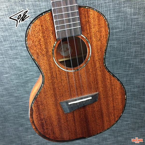 Sole Solid Mahogany Deluxe Tenor (MT-622/GN)