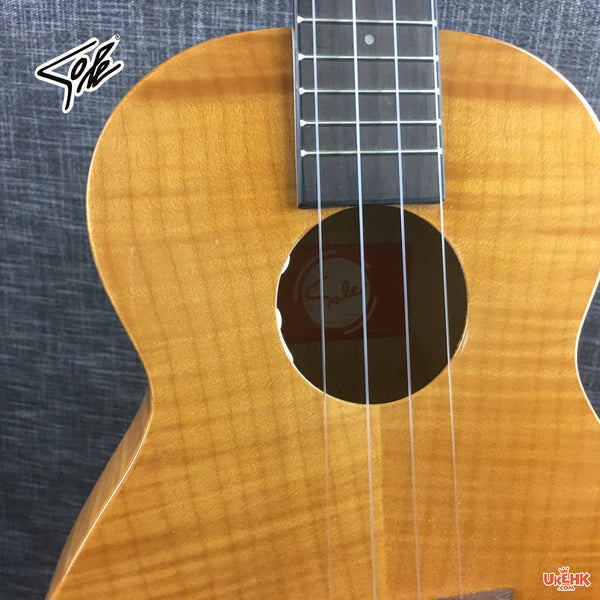Sole Maple Tenor (FMT-155)