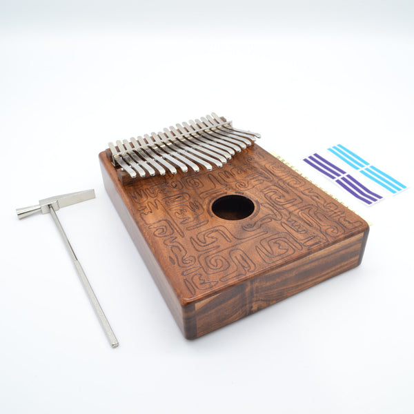 Sole 17 Key Kalimba