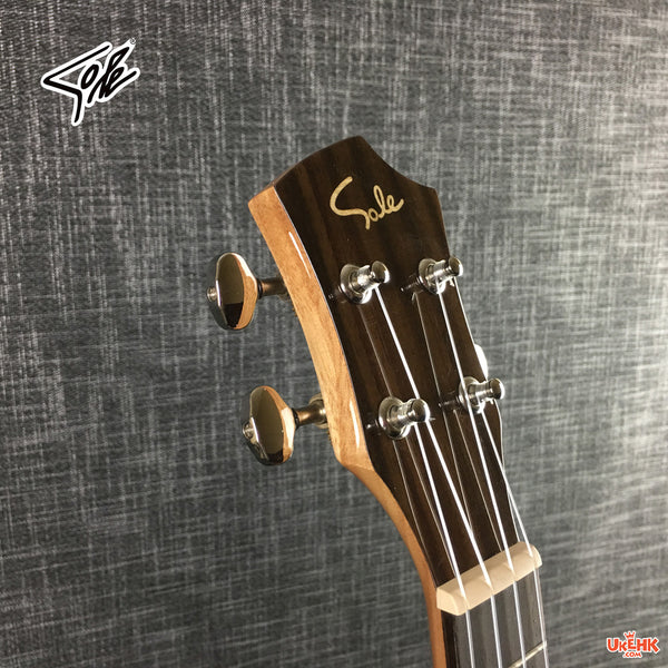 Sole Solid Spruce Concert (SC-613GN)