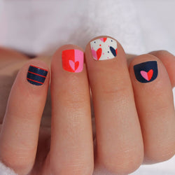 Joyful Heart Kids Nail Wraps