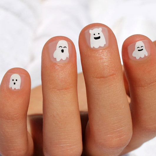 Ghost Mini Nail Wraps