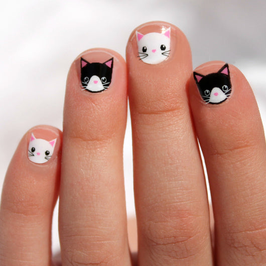 Kitty Love Kids Nail Wraps