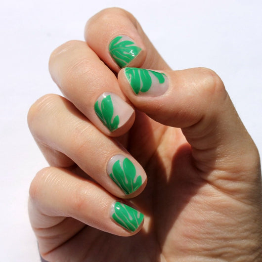 Palm Beach Nail Wraps