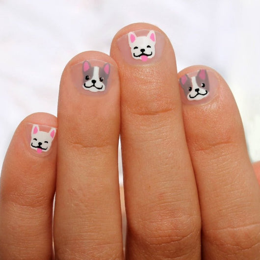 Puppy Love Mini Nail Wraps
