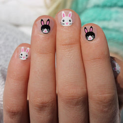 Bunny Love Mini Nail Wraps