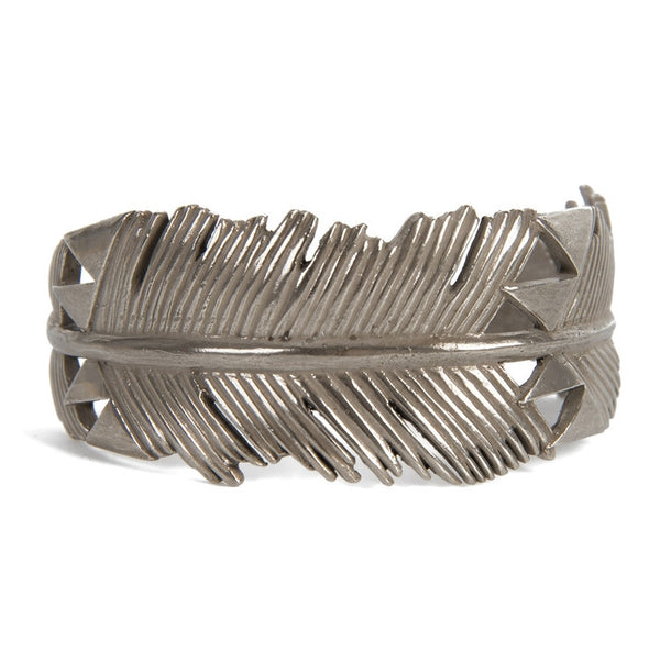 HIGH DESERT FEATHER CUFF