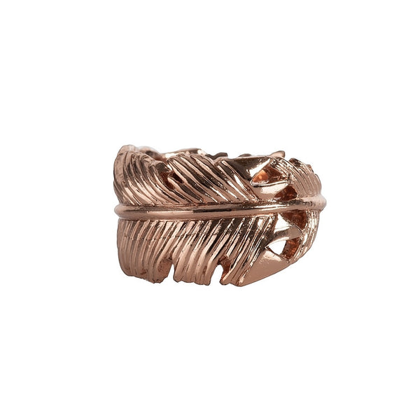 HIGH DESERT FEATHER RING