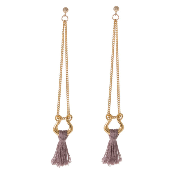 SANTO TASSEL EARRINGS
