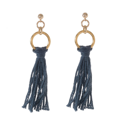 YUCCA TASSEL EARRINGS