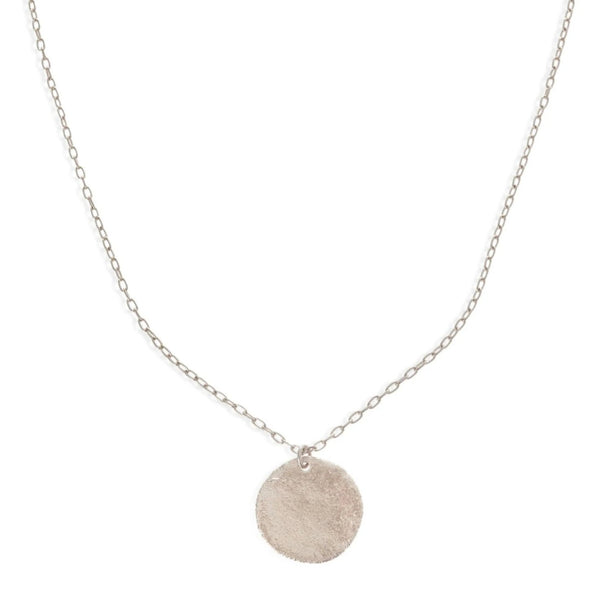 Sur Necklace - Sterling Silver