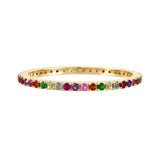 GRANDKIDS BIRTHSTONE BAND