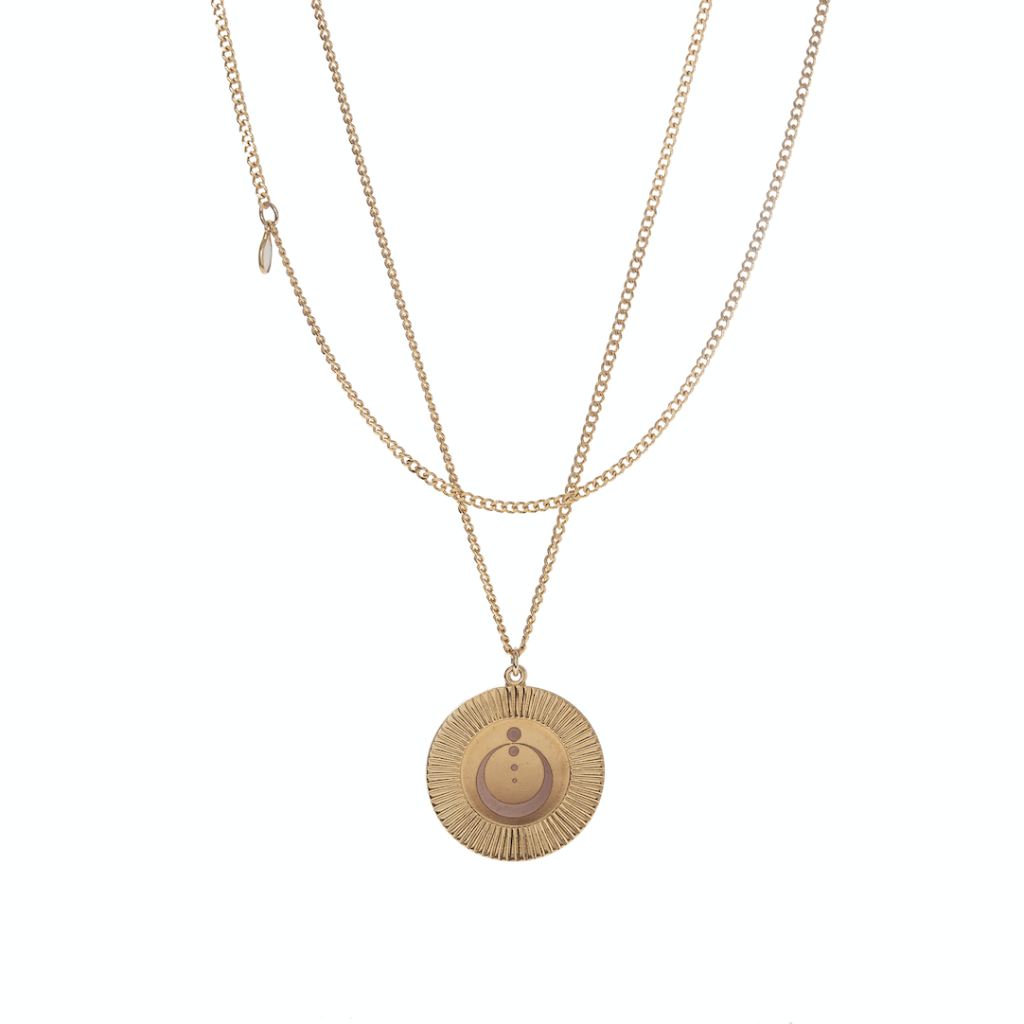 HEALING MOTHER NECKLACE